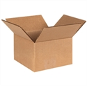 "Picture of 6"" x 6"" x 4"" Corrugated Boxes"