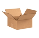 "Picture of 8"" x 8"" x 4"" Corrugated Boxes"
