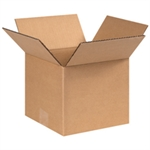 """Picture of 8"""" x 8"""" x 7"""" Corrugated Boxes"""