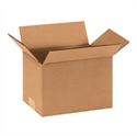 "Picture of 9"" x 6"" x 6"" Corrugated Boxes"