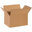 "Picture of 14"" x 10"" x 8"" Corrugated Boxes"