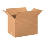 "Picture of 20"" x 14"" x 14"" Multi-Depth Corrugated Boxes"