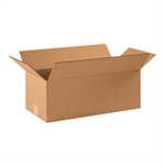 """Picture of 22"""" x 10"""" x 8"""" Long Corrugated Boxes"""
