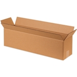 """Picture of 48"""" x 4"""" x 4"""" Long Corrugated Boxes"""