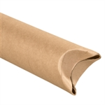 """Picture of 4"""" x 30"""" Kraft Crimped End Mailing Tubes"""