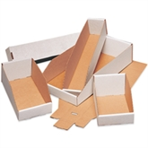 """Picture of 6"""" x 24"""" x 4 1/2"""" Open Top Bin Boxes"""