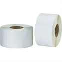 "Picture of 4"" x 6"" White Thermal Transfer Labels"