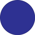 "Picture of 1 1/2"" Dark Blue Inventory Circle Labels"