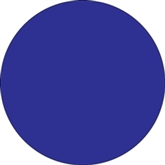 """Picture of 3"""" Dark Blue Inventory Circle Labels"""