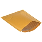 """Picture of 7 1/4"""" x 12"""" Kraft (25 Pack) #1 Heat-Seal Bubble Mailers"""
