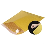 """Picture of 14 1/4"""" x 20"""" Kraft (Freight Saver Pack) #7 Self-Seal Bubble Mailers w/Tear Strip"""