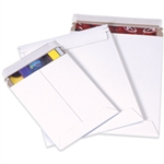 """Picture of 13"""" x 18"""" White Self-Seal Flat Mailers"""