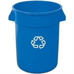 Picture of 32 Gallon Brute® Recycling Container