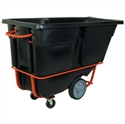 Picture of 1 1/2 Cubic Yard - Black Standard Grade Tilt Truck