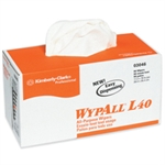Picture of WypAll® L40 All Purpose Wipers Dispenser Box