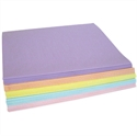 "Picture of 20"" x 30"" Pastel Tissue Paper Assortment Pack"