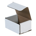 "Picture of 4"" x 3"" x 2"" Corrugated Mailers"