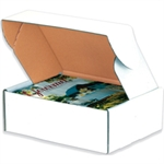 "Picture of 17 1/8"" x 11 1/8"" x 4"" Deluxe Literature Mailers"