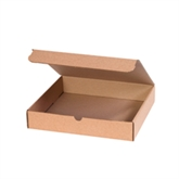 """Picture of 11 3/4"""" x 10 3/4"""" x 2 1/4"""" Kraft Literature Mailers"""