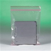 "Picture of 6"" x 8"" - 4 Mil Minigrip Anti-Static Reclosable Poly Bags"