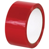 """Picture of 2"""" x 110 yds. Red (6 Pack) Tape Logic™ Carton Sealing Tape"""