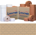Picture of 70mm x 450' Kraft Intertape - Medallion Reinforced Tape