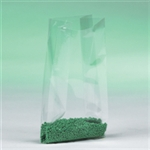 """Picture of 8"""" x 4"""" x 12"""" - 1 Mil Gusseted Poly Bags"""
