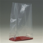 """Picture of 12"""" x 8"""" x 24"""" - 2 Mil Gusseted Poly Bags"""
