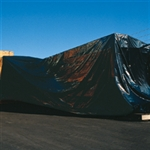 Picture of 20' x 100' - 4 Mil Black Poly Sheeting