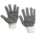 Picture of PVC Dot Knit Gloves - Large