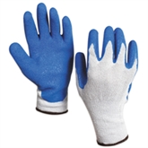 Picture of Rubber Coated Palm Gloves - Large
