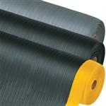 Picture of 2' x 20' Black Economy Anti-Fatigue Mat