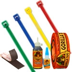 Picture for category Ties, Fasteners & Adhesives